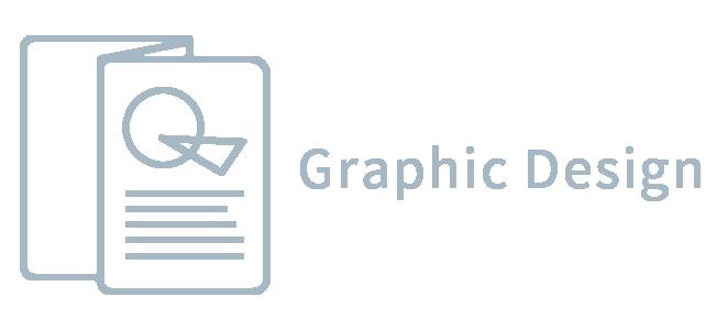 印刷物制作:Graphic Design