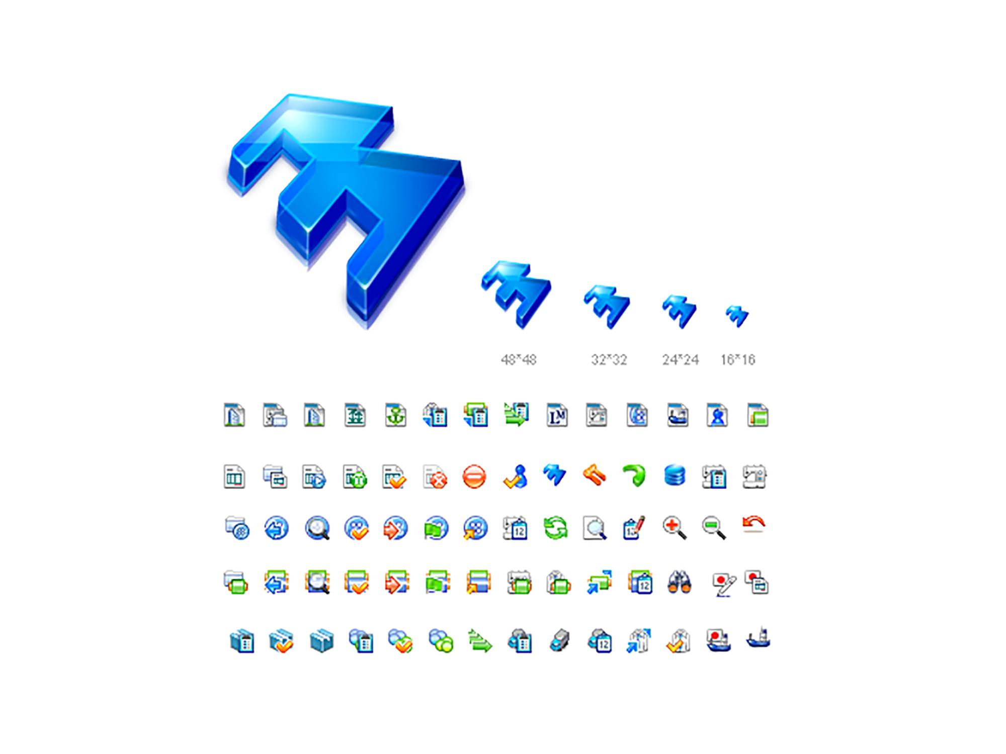 アプリケーションアイコン2